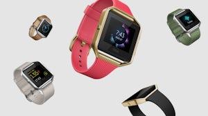 Fitbit smartwatch | Source: Fitbit