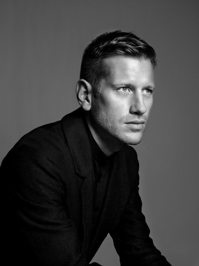 Paul Andrew, women's creative director of Salvatore Ferragamo | Source: Courtesy