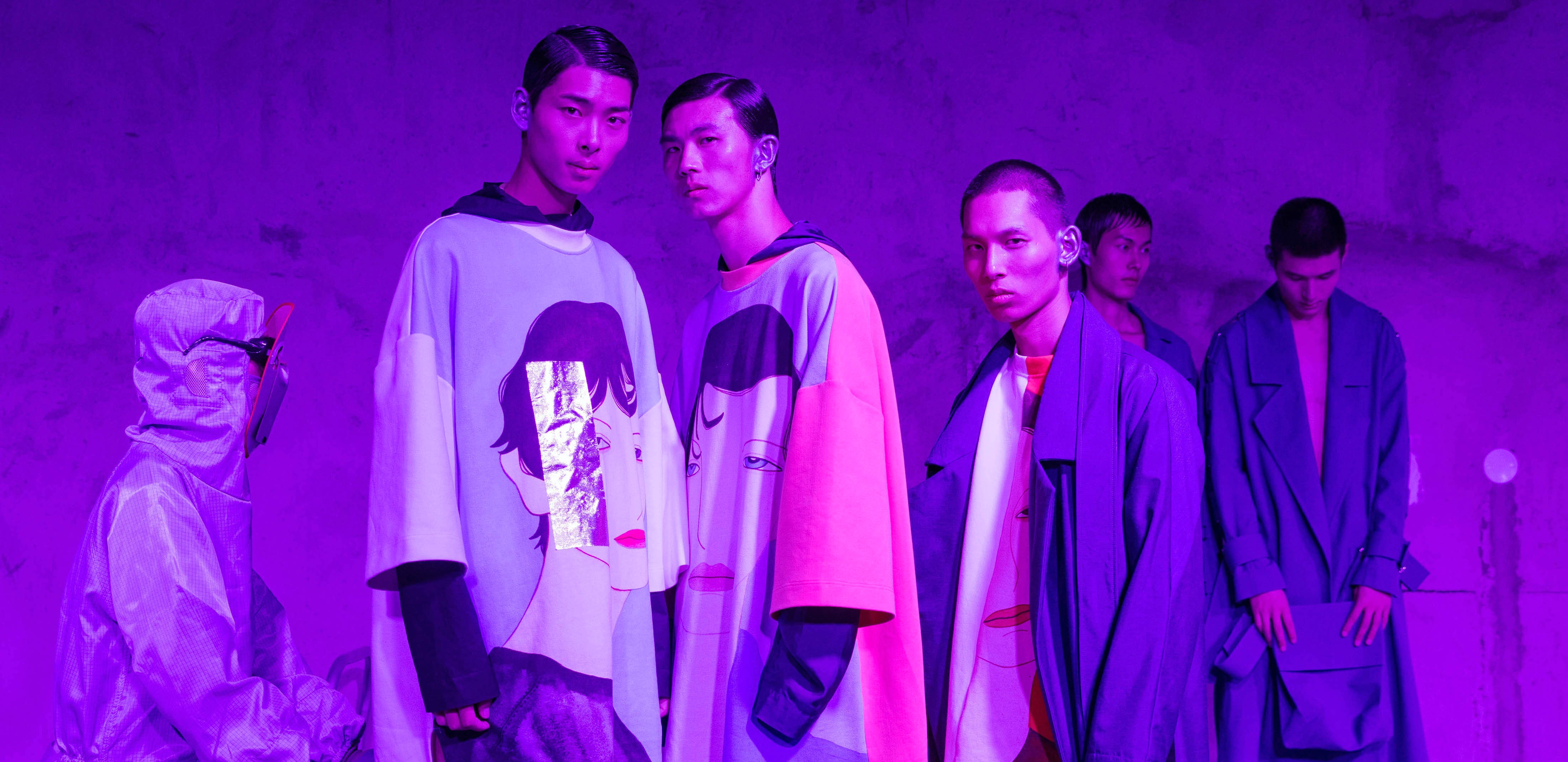 Pronounce SS18 at Shanghai Fashion Week | Source: Courtesy