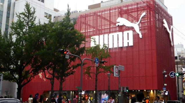 Cửa hàng Puma | Nguồn: Courtesy