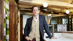 Hudsons Bay Company Executive Chairman Richard Baker at WeWork | Source: Courtesy