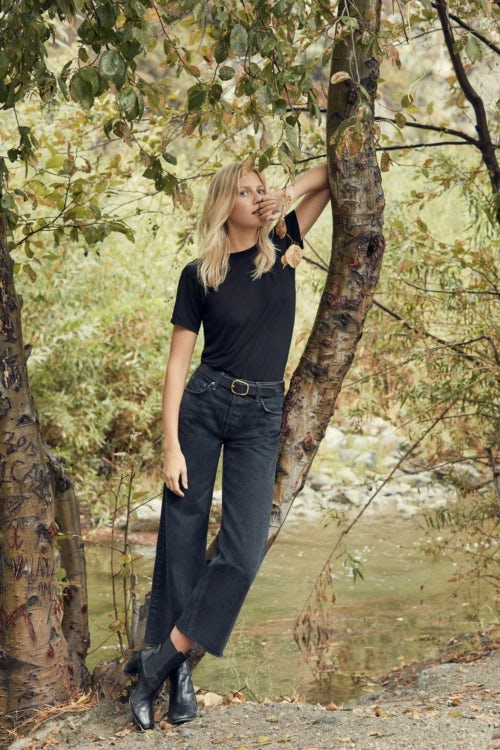 Reformation's lower-priced eco-denim line