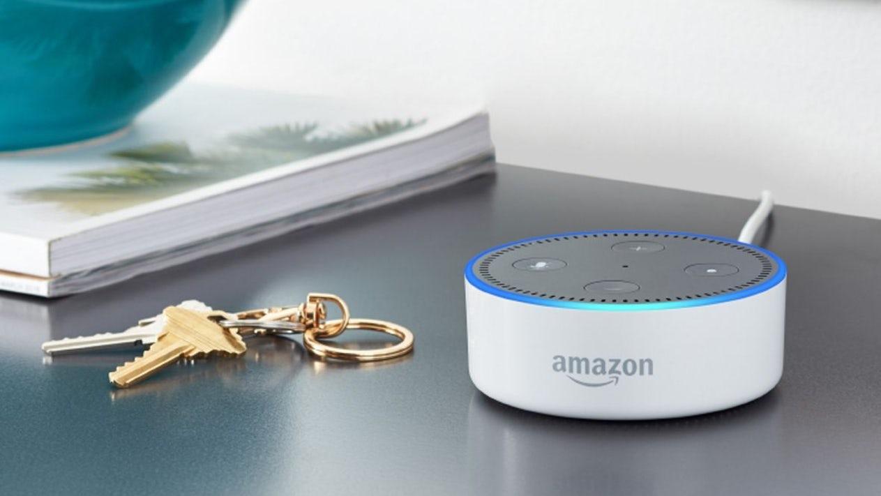 Amazon's Alexa partners with Perry Ellis   Source: Amazon