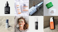 Image sources, clockwise from top left: Courtesy, Make; @kiehls; @renskincare; @kiehls; @sundayriley; Courstey, Make; @muradskincare; @elfcosmetics.