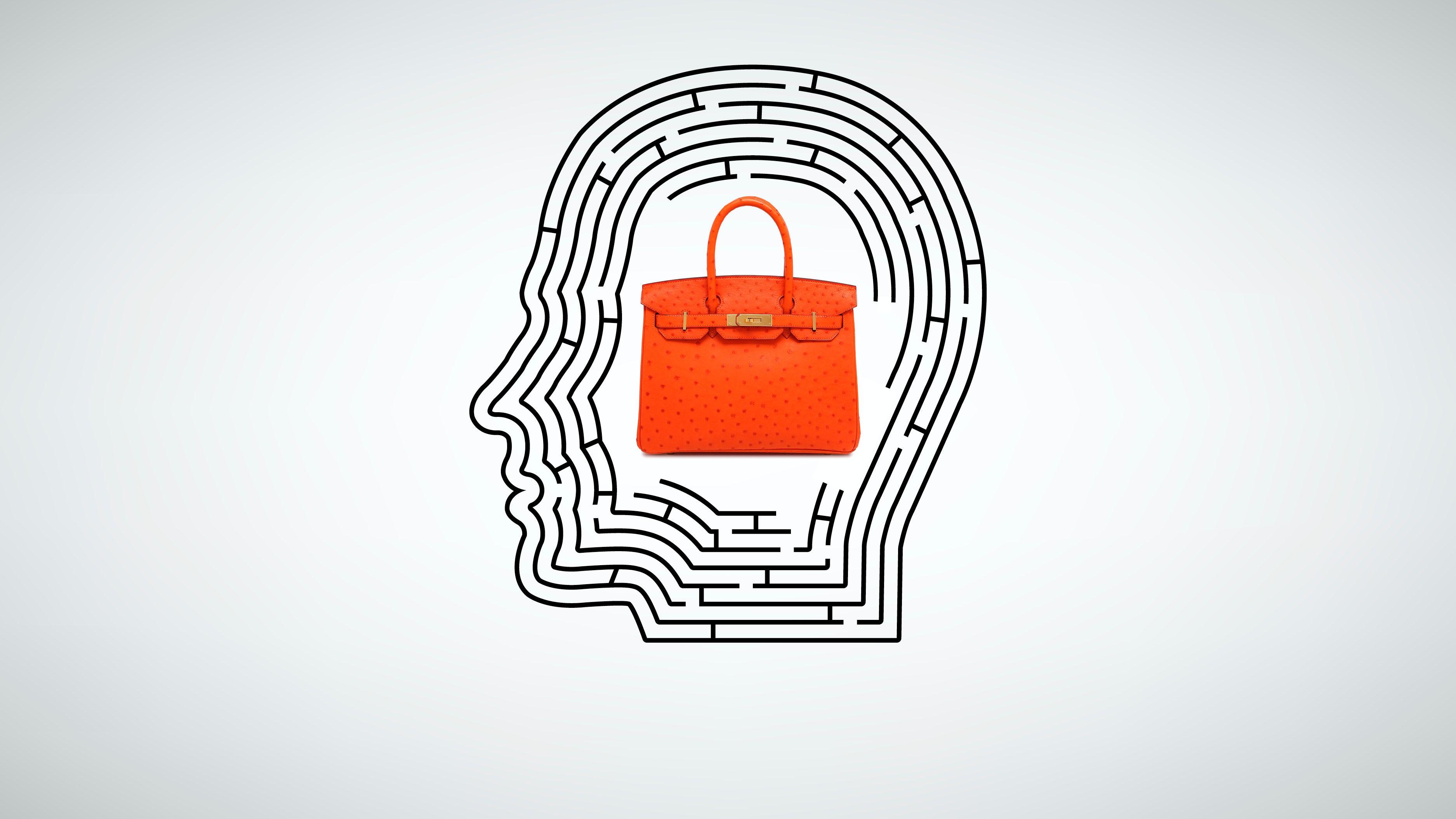 The Psychology of Designer Handbags
