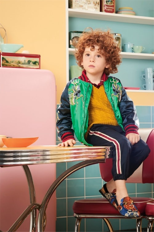 how millennial culture is driving the luxury kidswear market