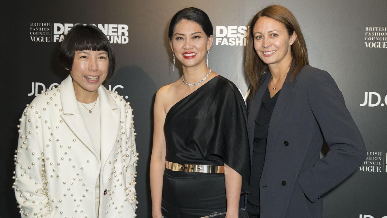 China's New Wave of Female Fashion Executives