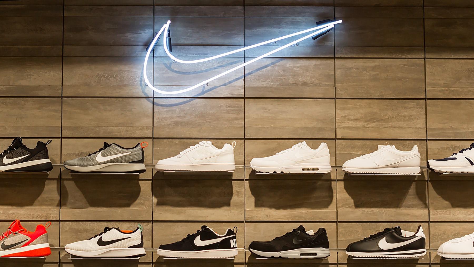 Nike store | Source: Shutterstock