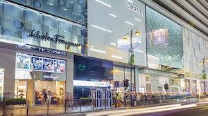 Hong Kong luxury stores | Source: Shutterstock