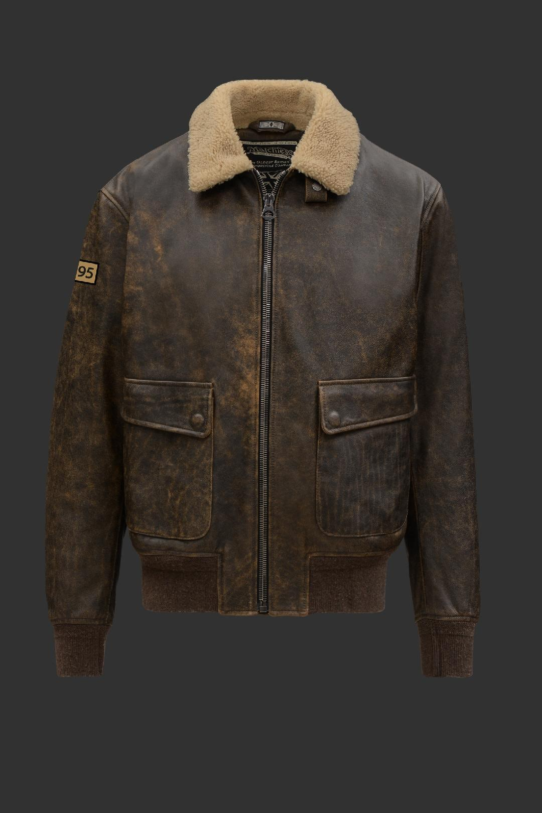 "Matchless' ""Putin"" jacket 