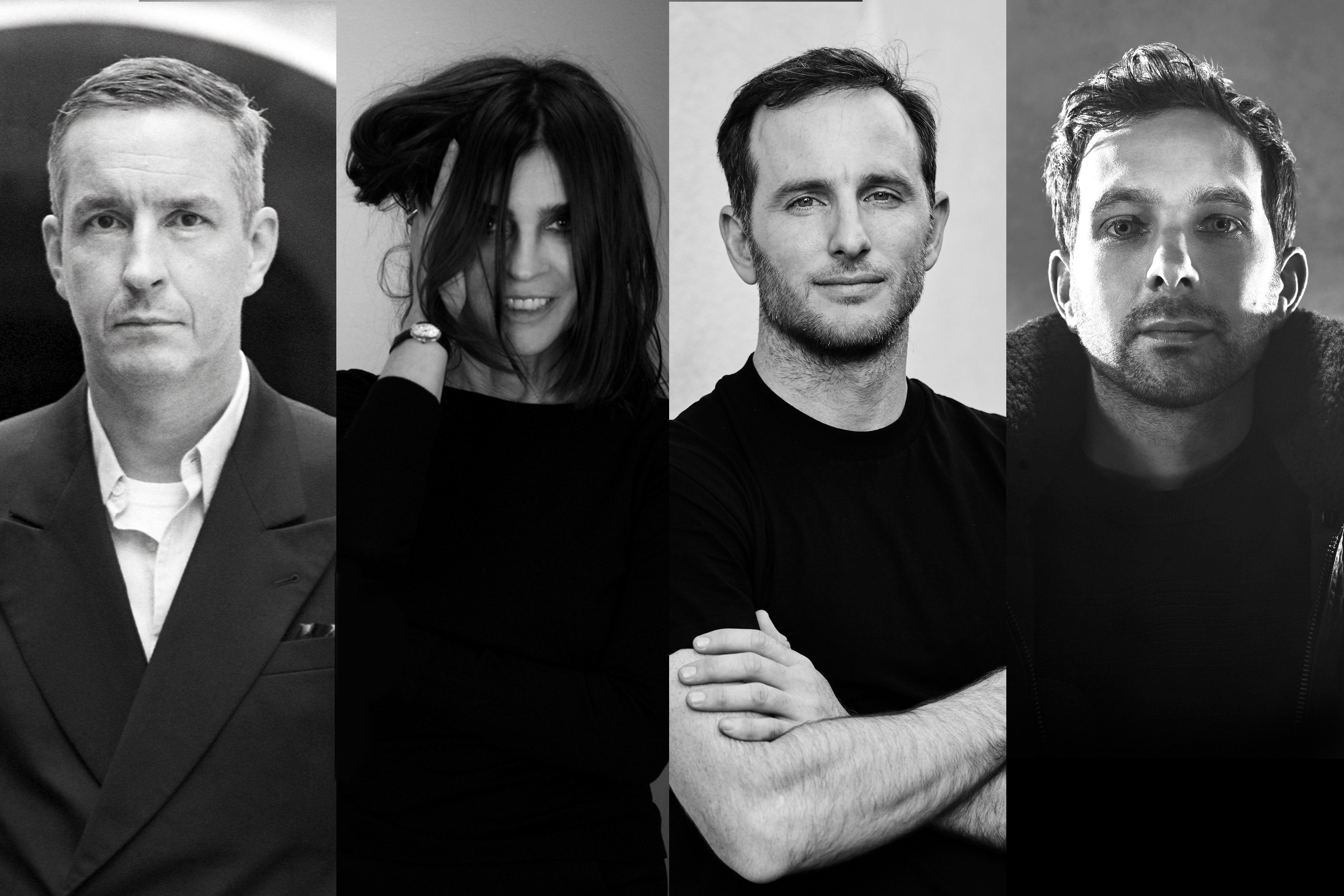 Dries Van Noten, Carine Roitfeld, Joe Gebbia and Dynamo to Speak at VOICES 2017