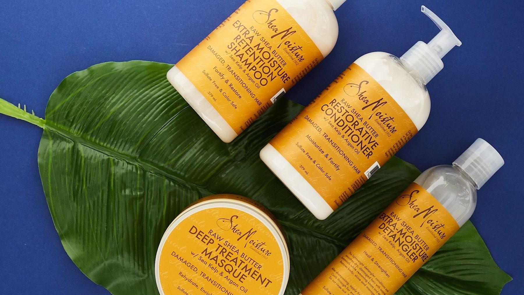 Sundial Brands makes SheaMoisture products | Source: SheaMoisture