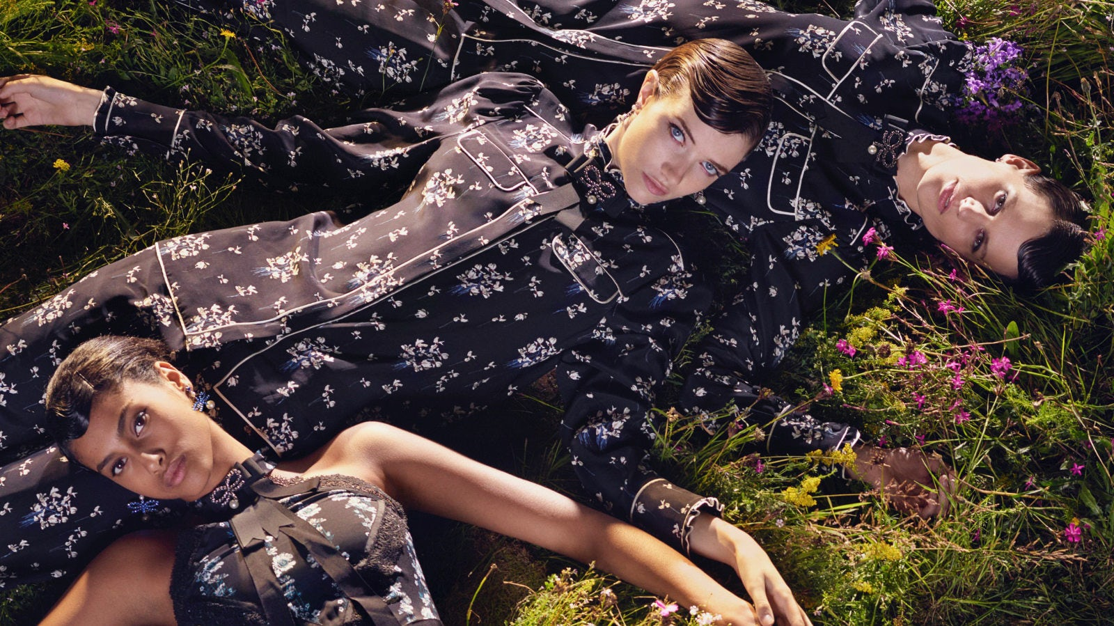 Erdem x H&M 'The Secret Life of Flowers' | Source: H&M