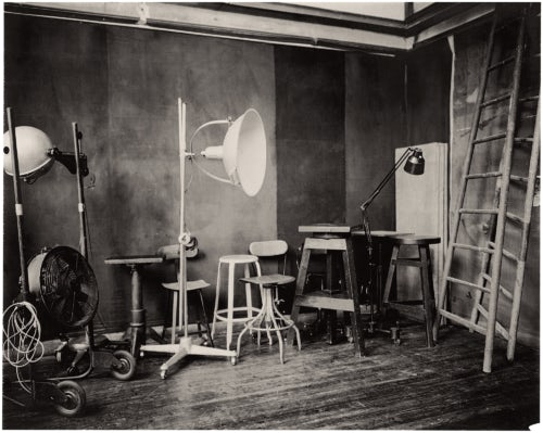 Studio, Paris 2002 | Photo: Paolo Roversi