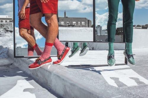 Sock company Ace & Everett