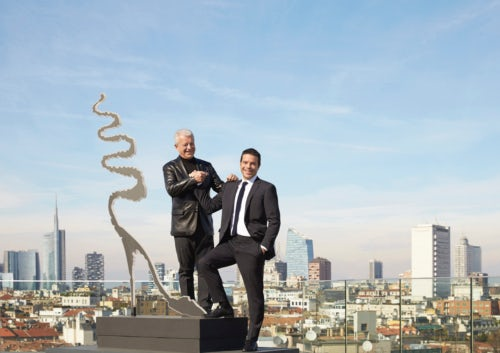 b6e13fd86 René Caovilla Wants to Be the Moncler of Luxury Footwear ...