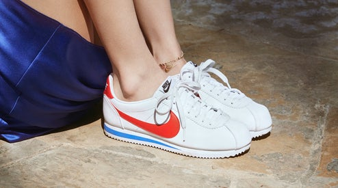 new concept 58288 eccf7 Nike Cortez sneakers  Source Courtesy