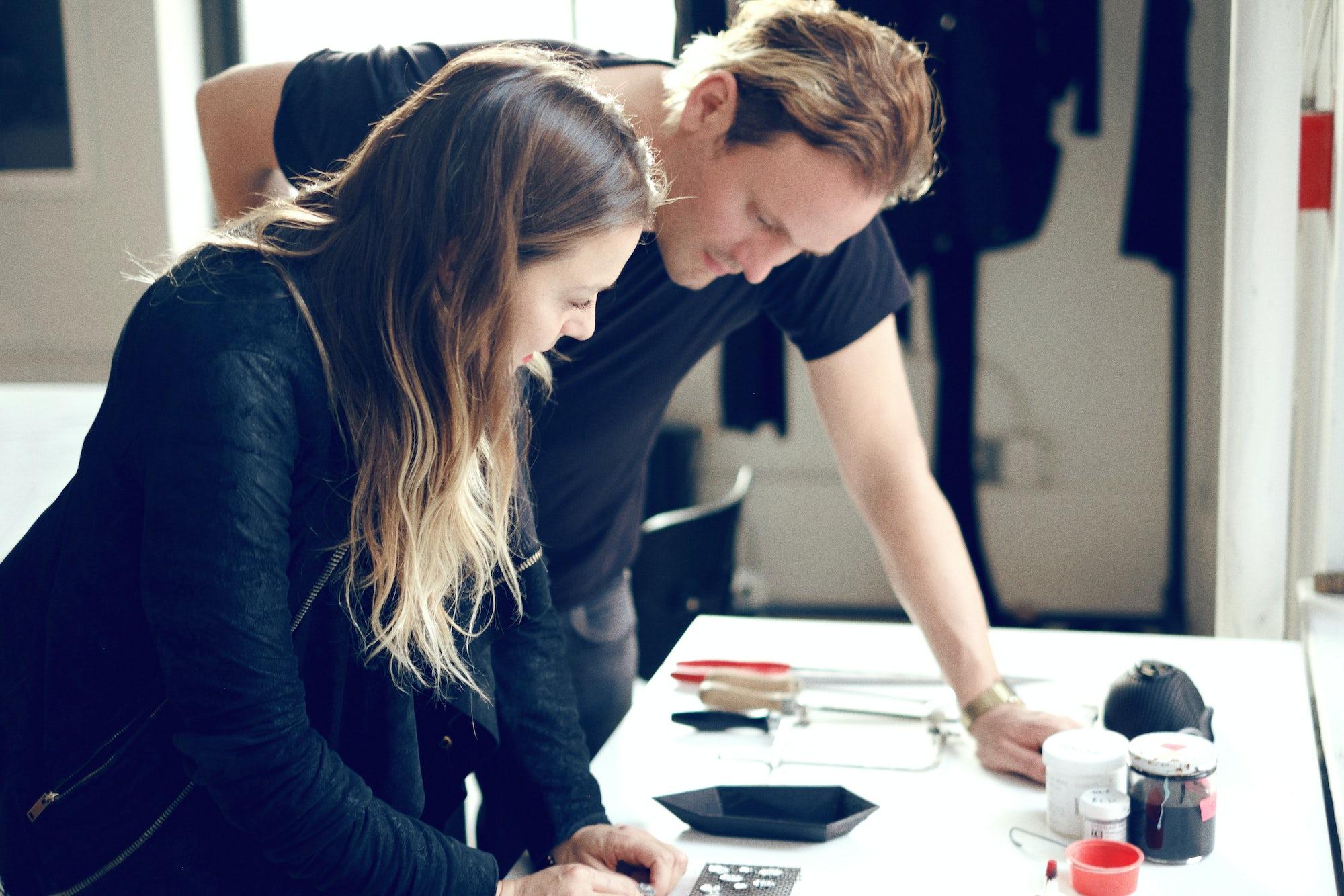 Nicholas Kirkwood Launches In-Store Creative Residencies