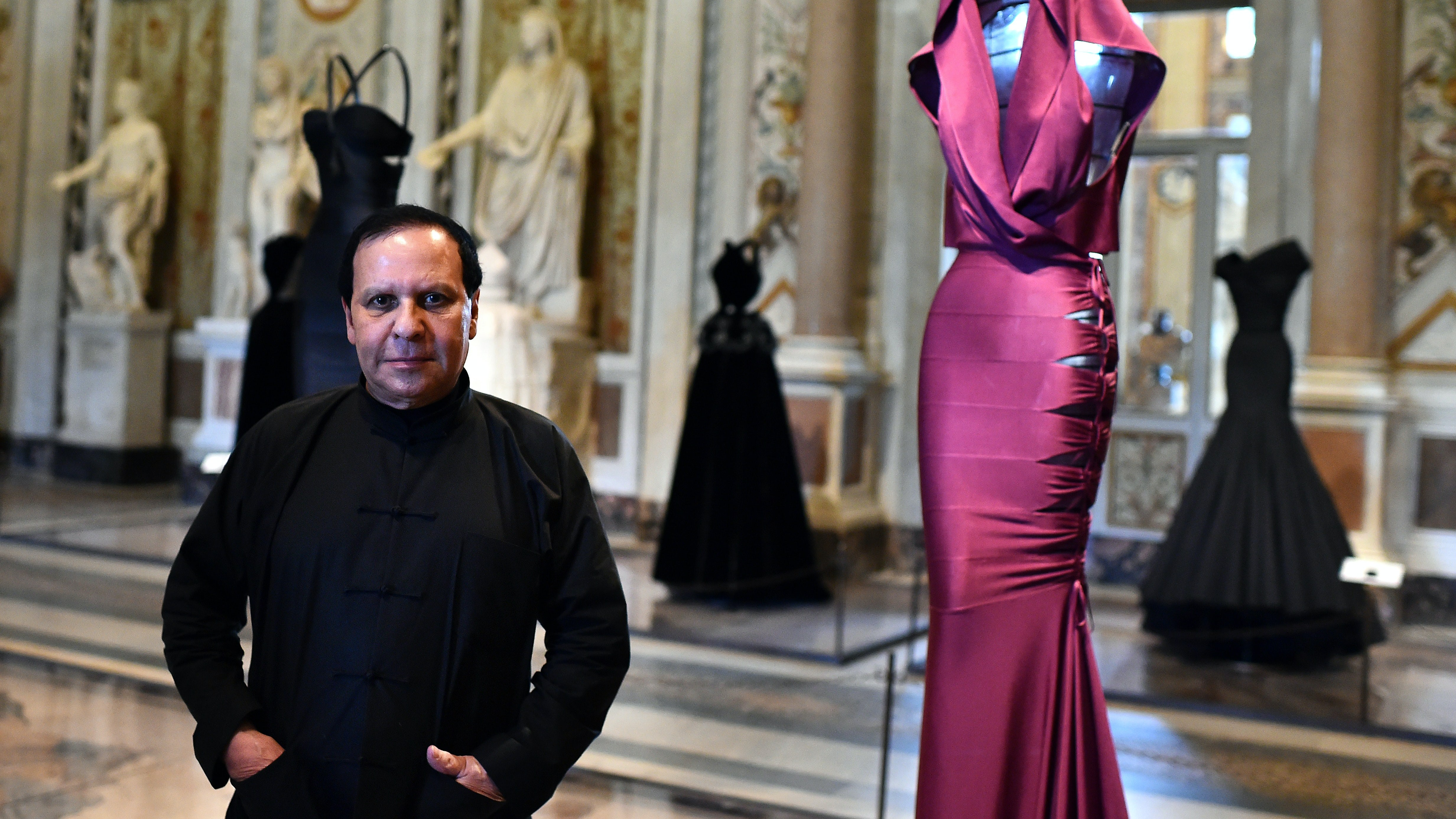 Image result for The Industry Remembers Azzedine Alaïa, A Fashion Original