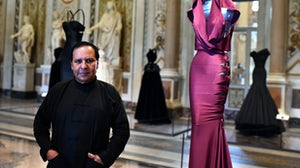 Azzedine Alaïa | Source: Getty Images
