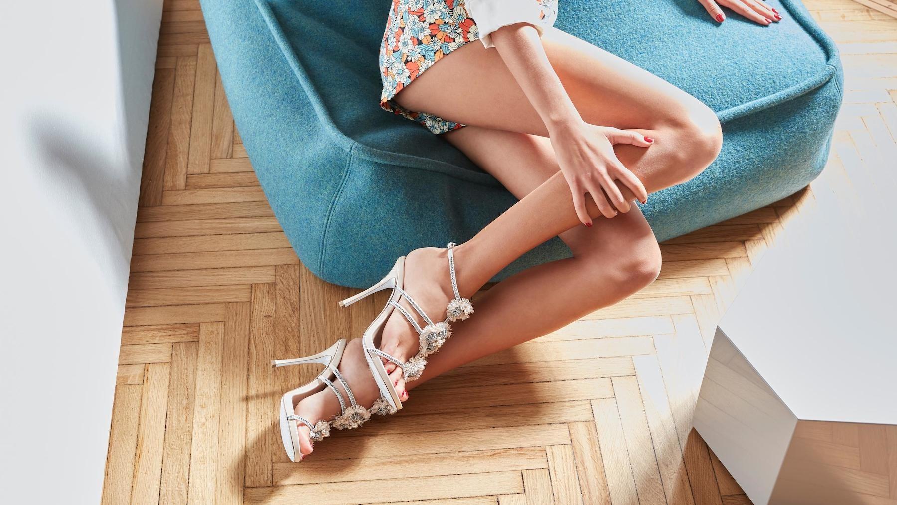 René Caovilla shoes | Source: Courtesy