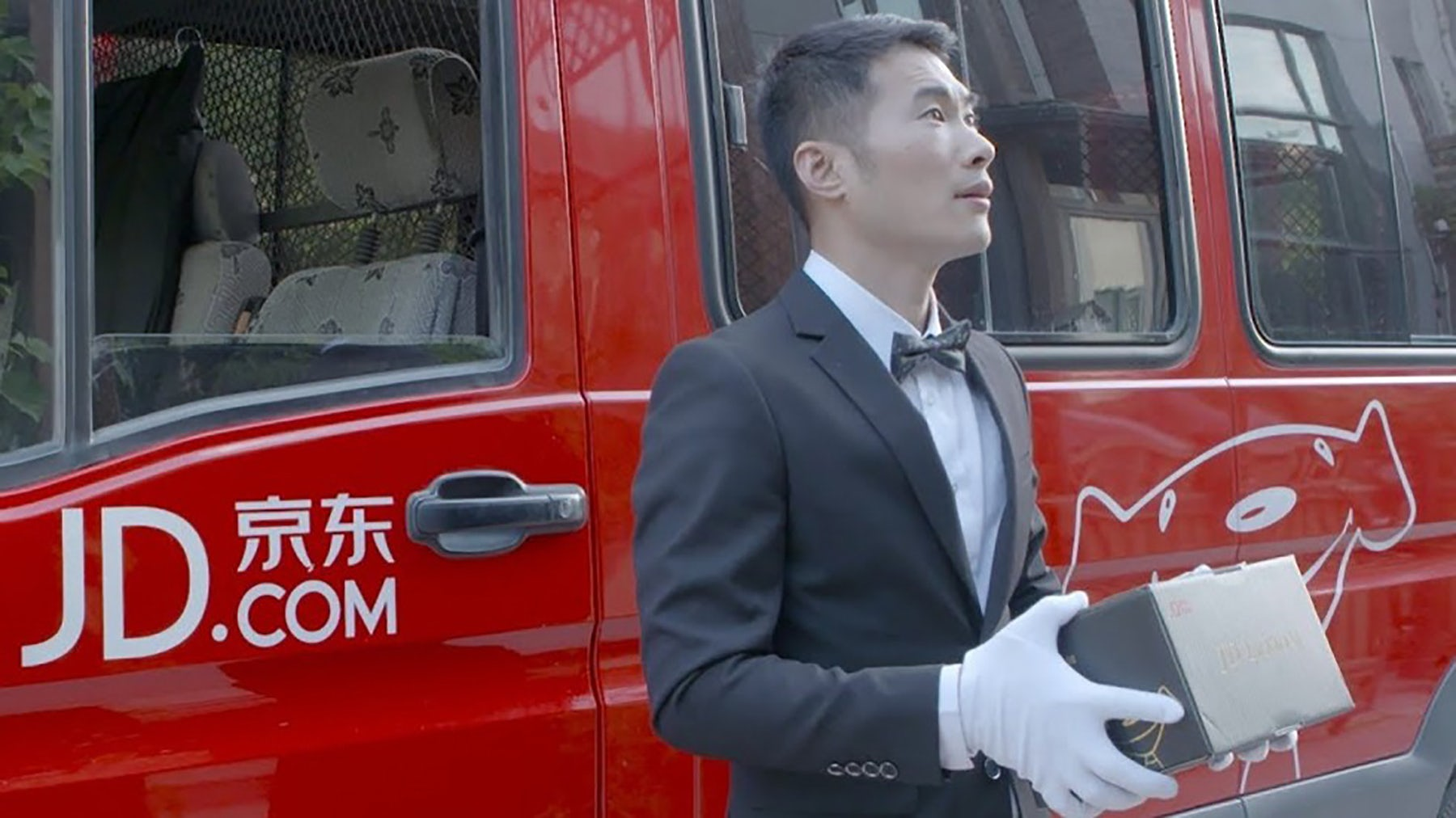 JD.com's white glove delivery service | Source: Courtsey