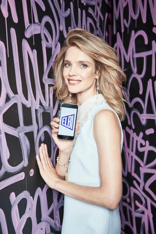 Natalia Vodianova's Elbi app