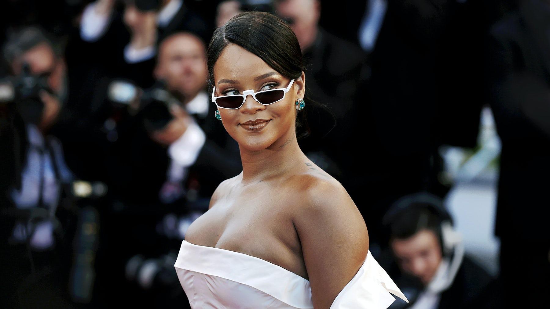 Rihanna   Source: Shutterstock