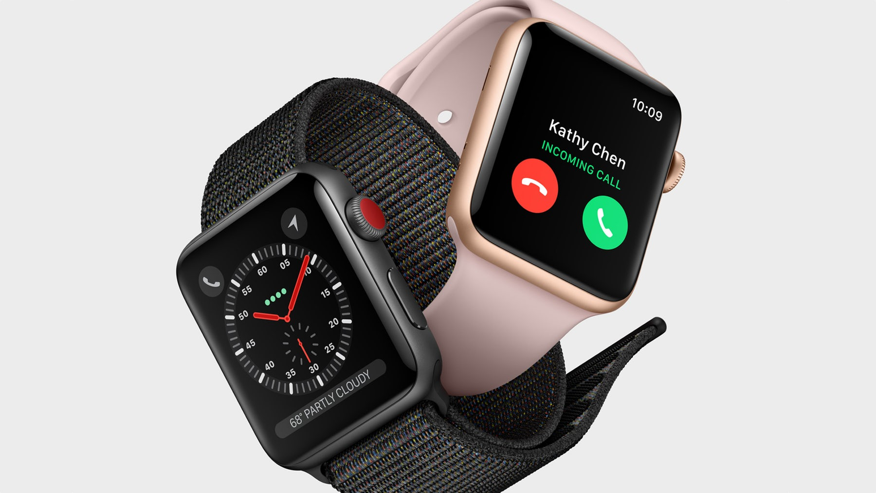 Apple Watch Series 3 | Source: Courtesy
