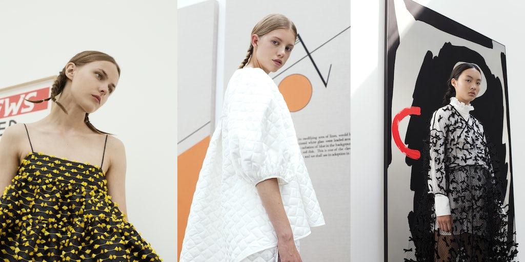 Cecilie Bahnsen S Minimalist Femininity The Spotlight People Bof