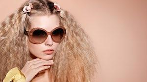 Chanel eyewear campaign 2017 | Source: Courtesy
