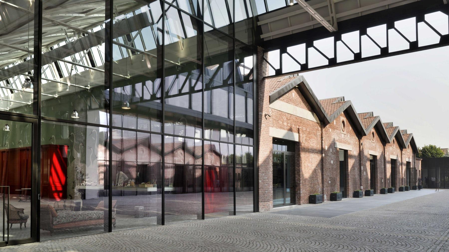 Gucci Hub in Milan   Source: Courtesy