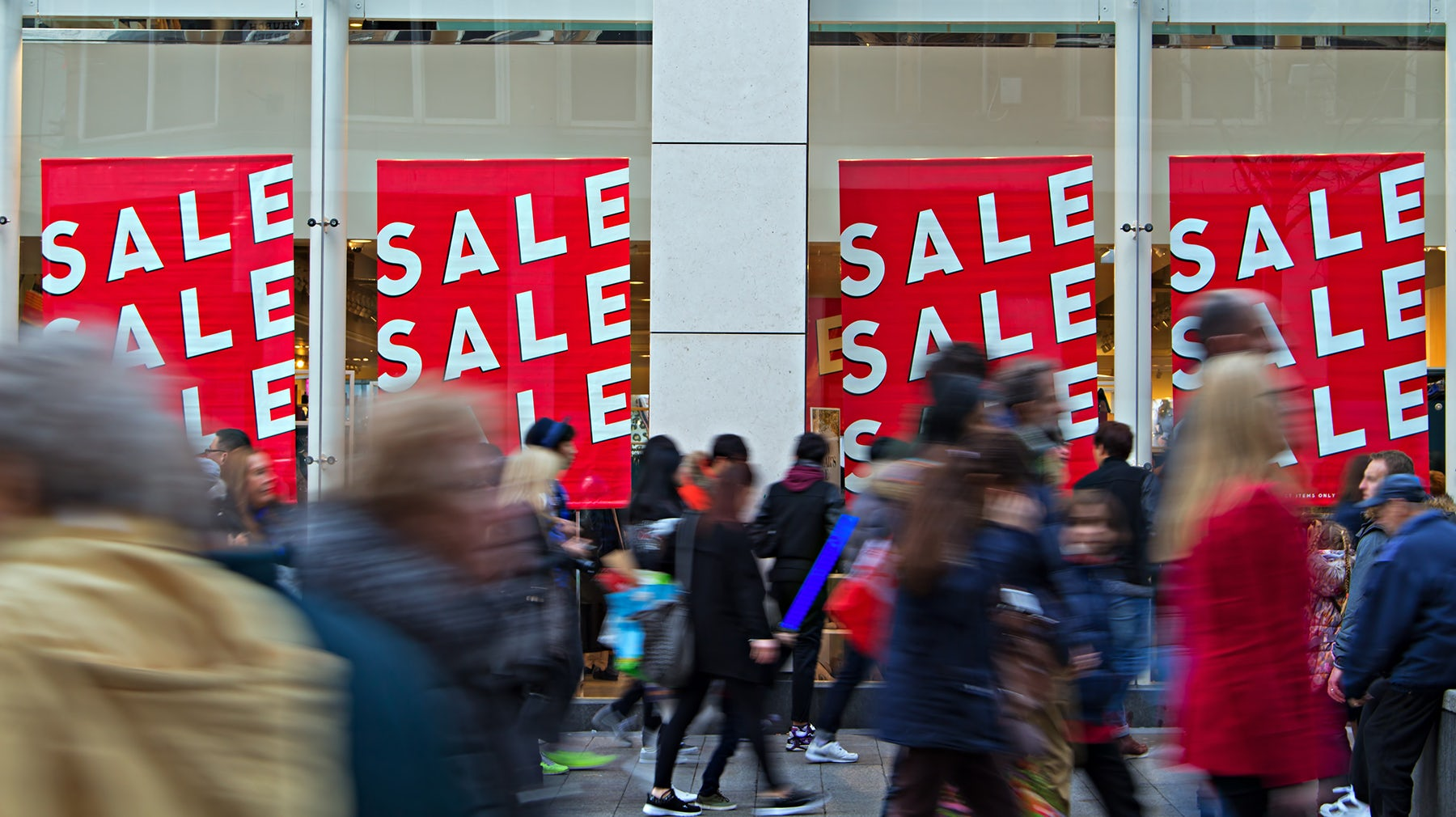 With Expectations Low, Retailers Declare Victory on Black Friday