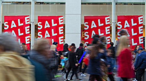 When Every Day Is a Sale, Stores Struggle to Catch Shoppers