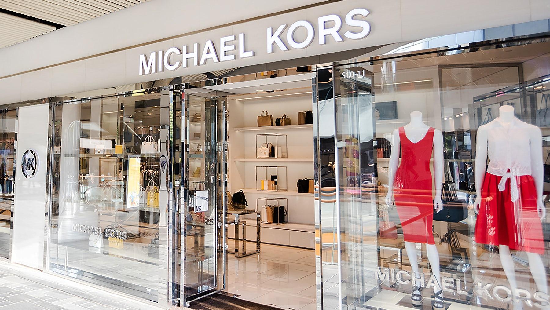 Michael Kors store | Source: Shutterstock