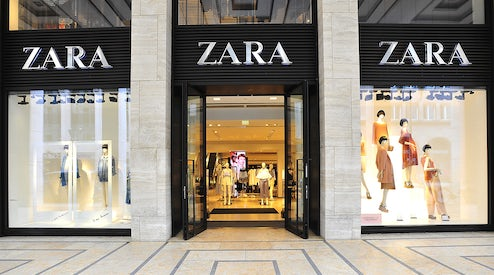 Zara To Lure Millennials With Augmented Reality Displays
