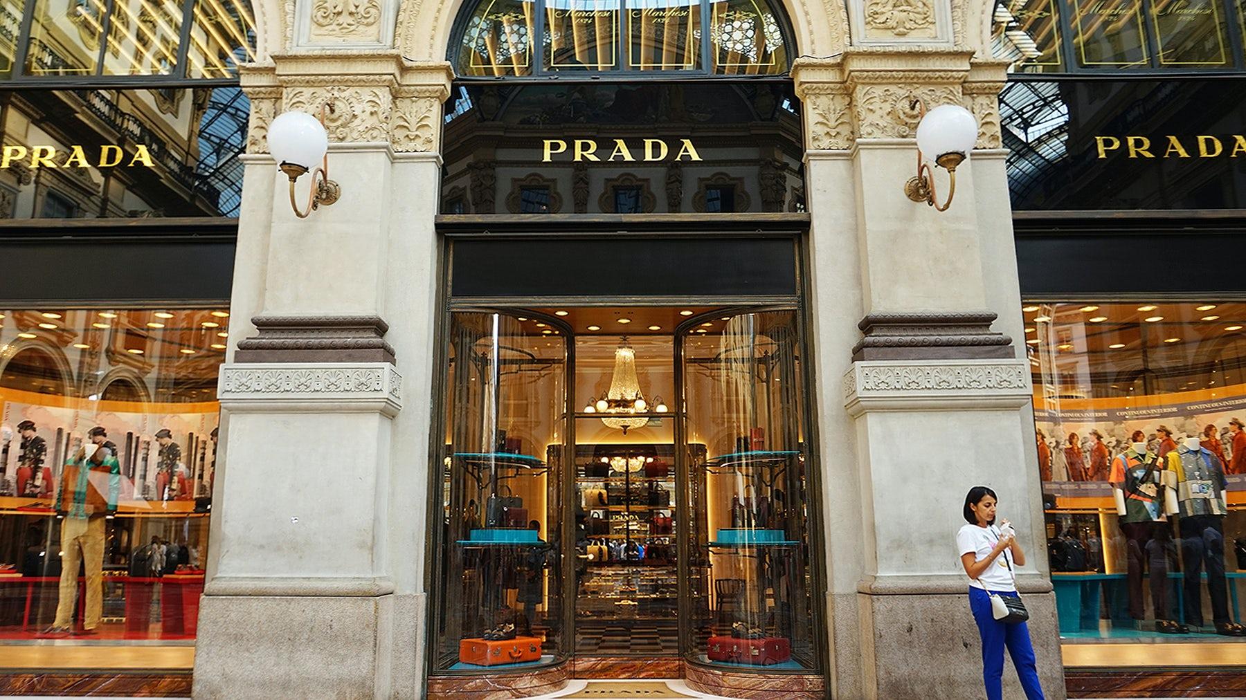 Prada store | Source: Shutterstock