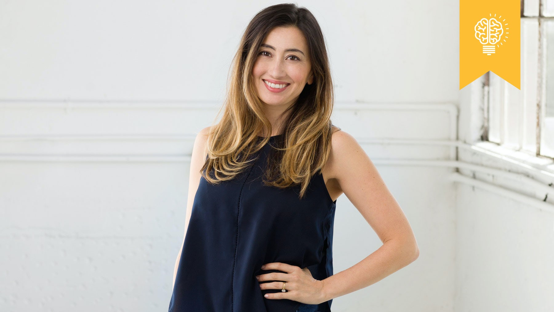 Katrina Lake, Stitch Fix founder and chief executive | Source: Courtesy