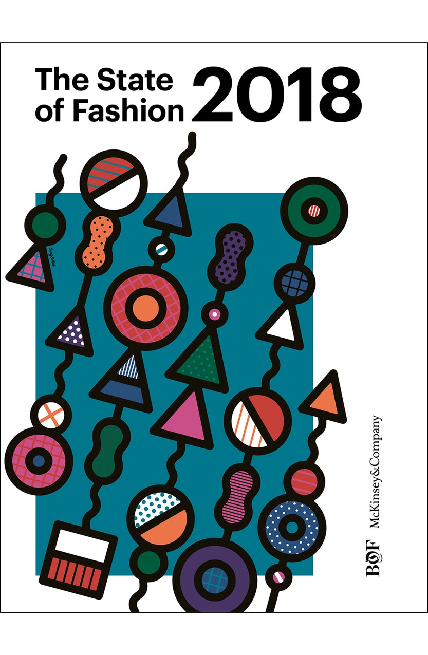 Illustration by Craig & Karl for The State of Fashion 2018 Report