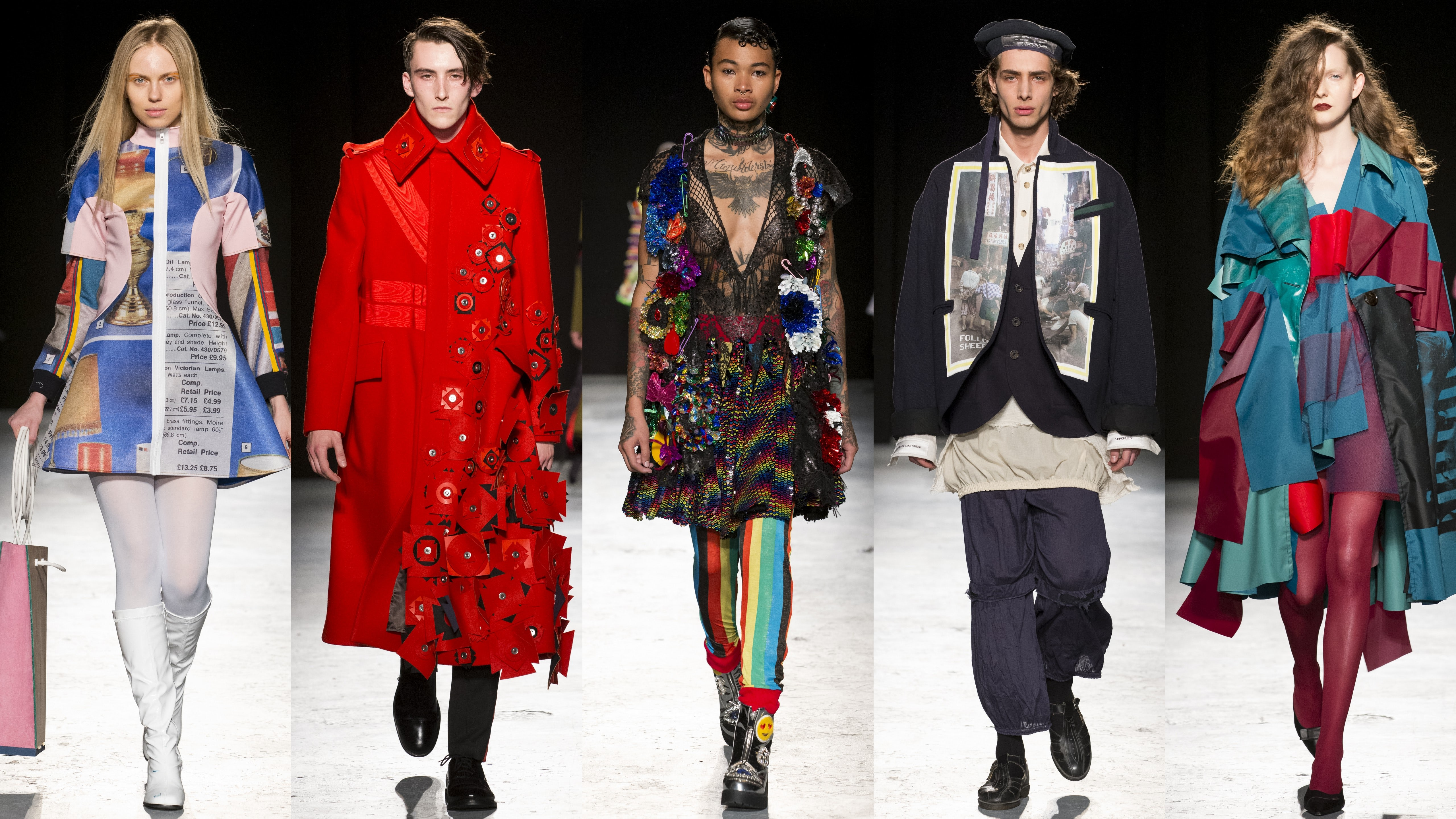 2017 Westminster fashion runway | Source: Westminster