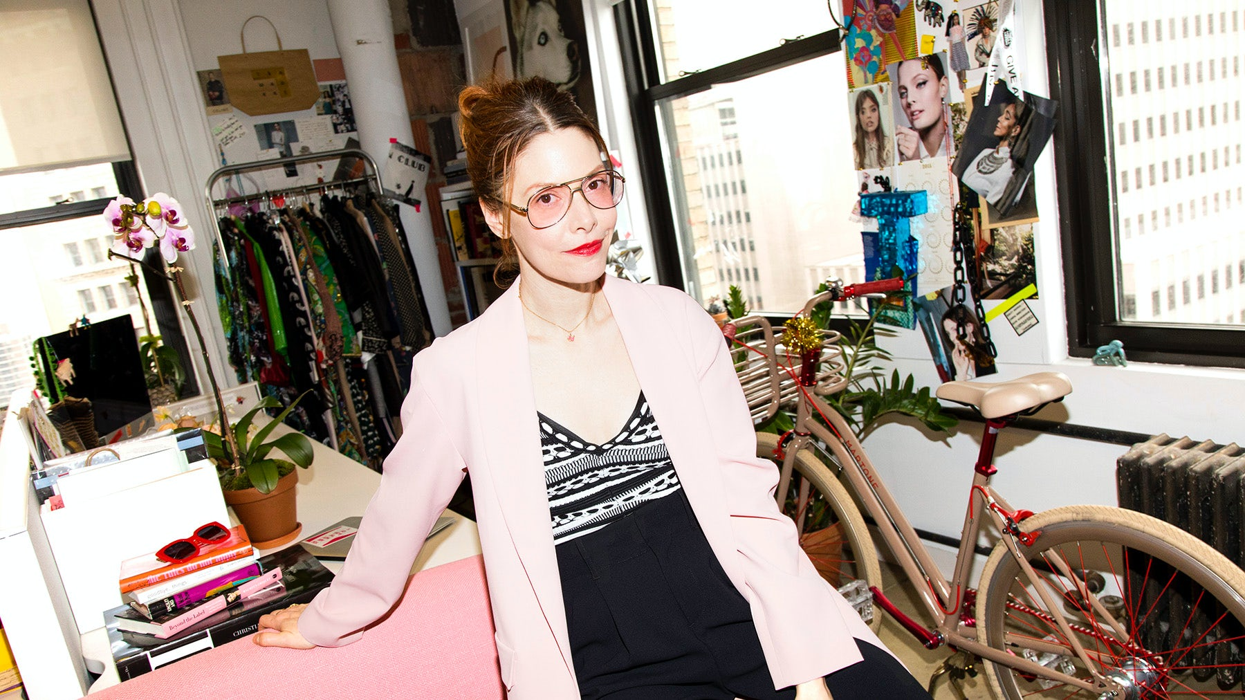 Christene Barberich, global editor-in-chief of Refinery29 | Source: Courtesy