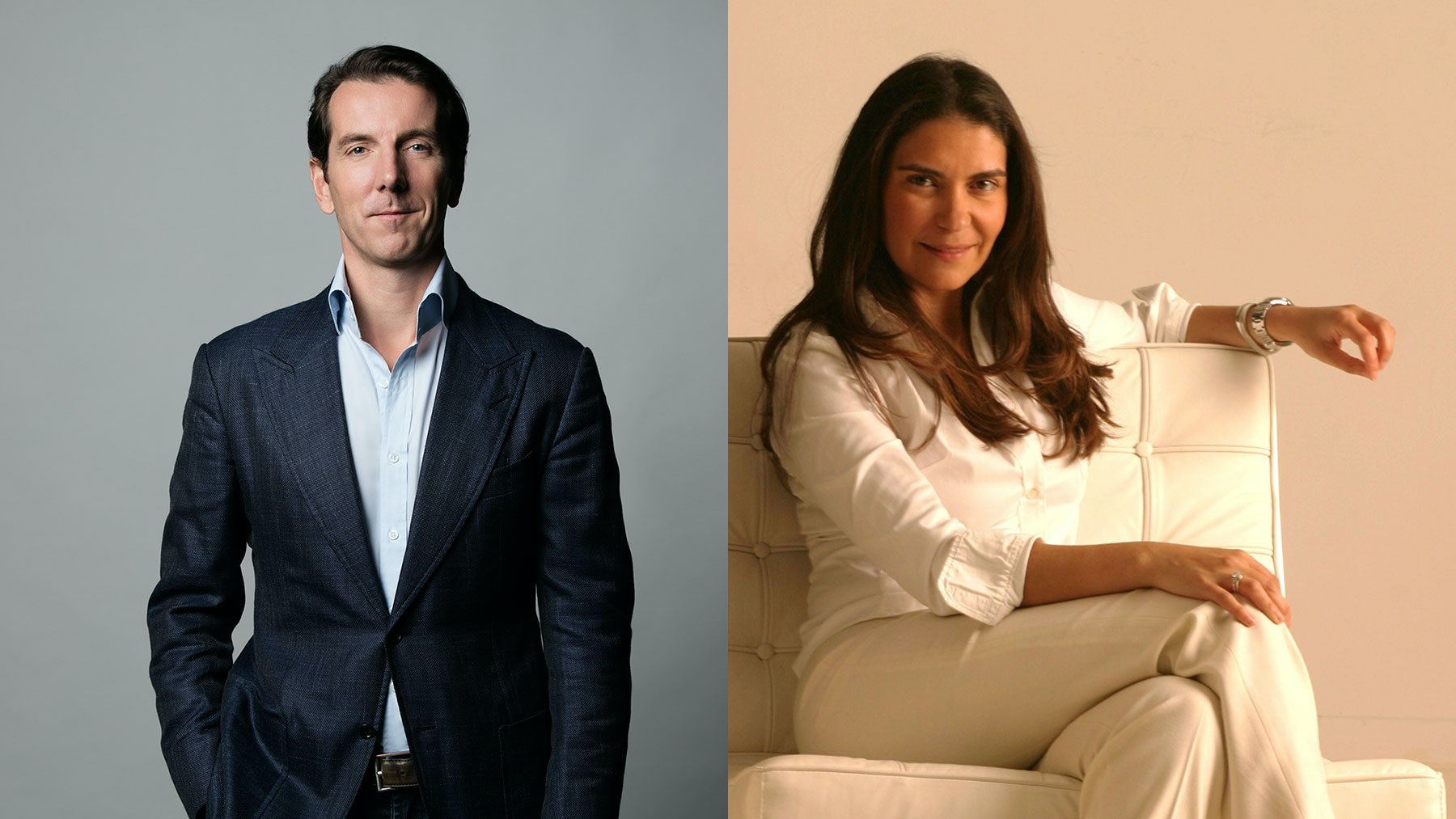 Damien Dernoncourt and Sagra Maceira de Rosen | Source: Courtesy
