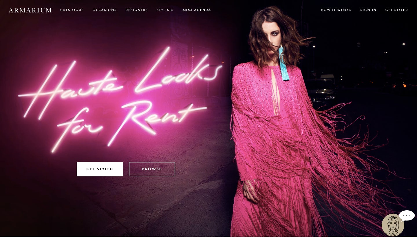 Luxury Rental Service Armarium Partners With Net-a-Porter, Independent Boutiques
