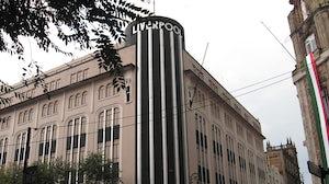 The original Liverpool store located at Carranza, Mexico City | Source: Courtesy