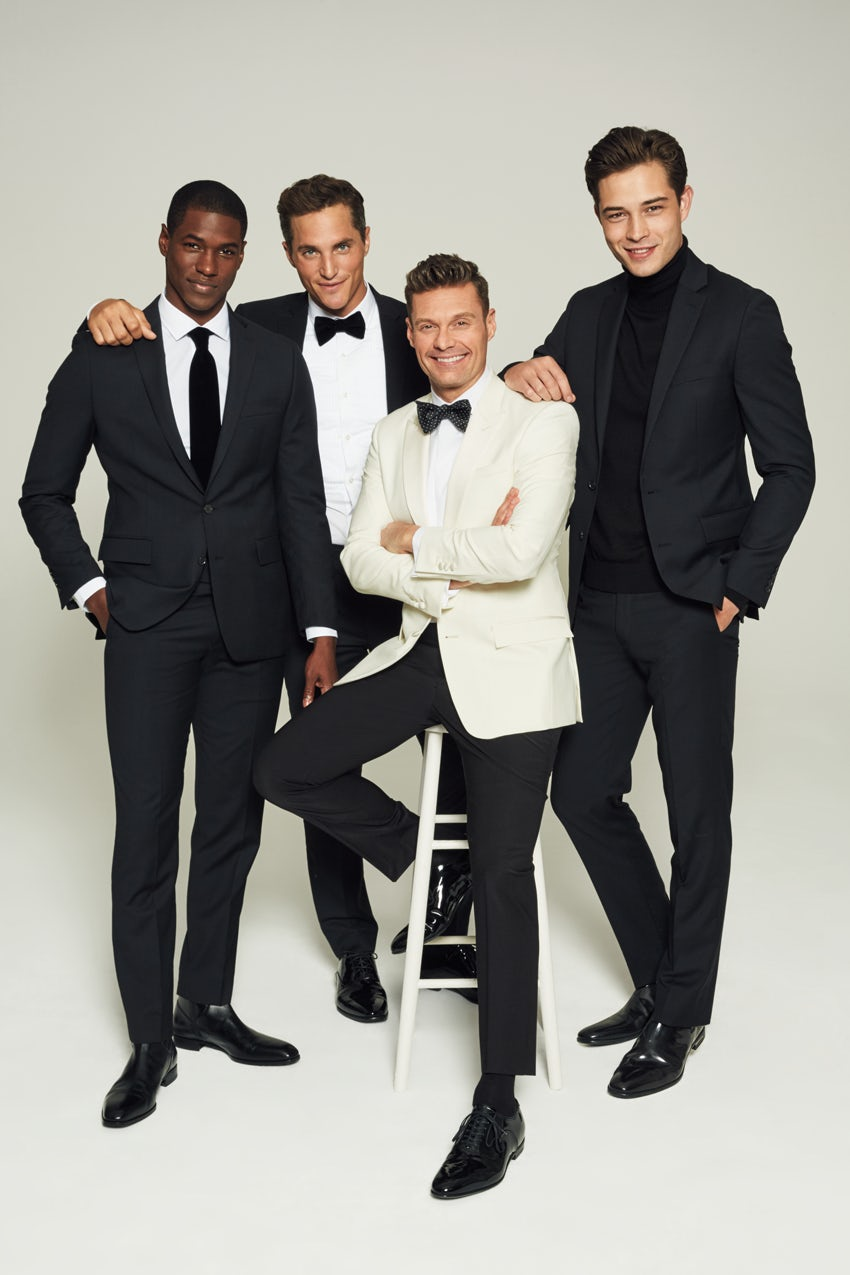 The Ryan Seacrest Distinction Autumn 2017 campaign | Source: Courtesy