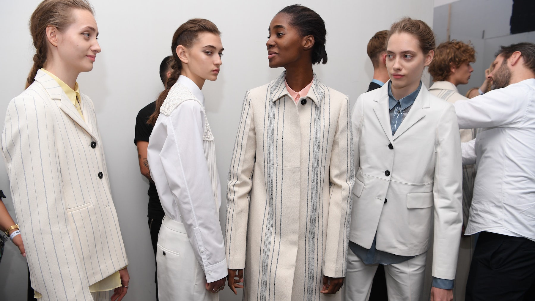 Jil Sander's New Designers on the Future of the Brand