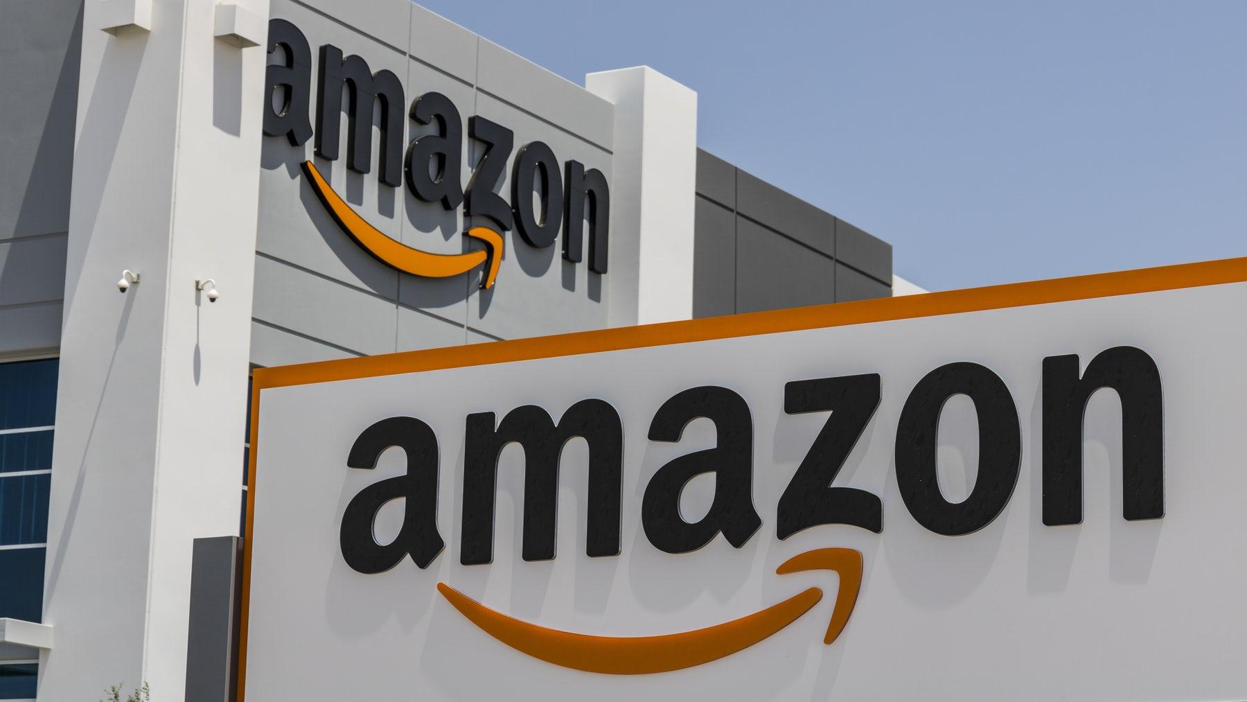 Amazon Fulfilment Centre   Source: Shutterstock