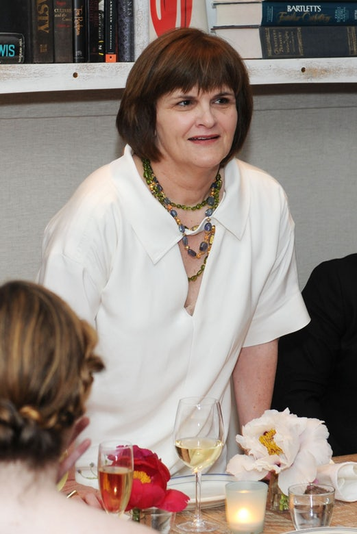 Cathy Horyn | Source: Getty