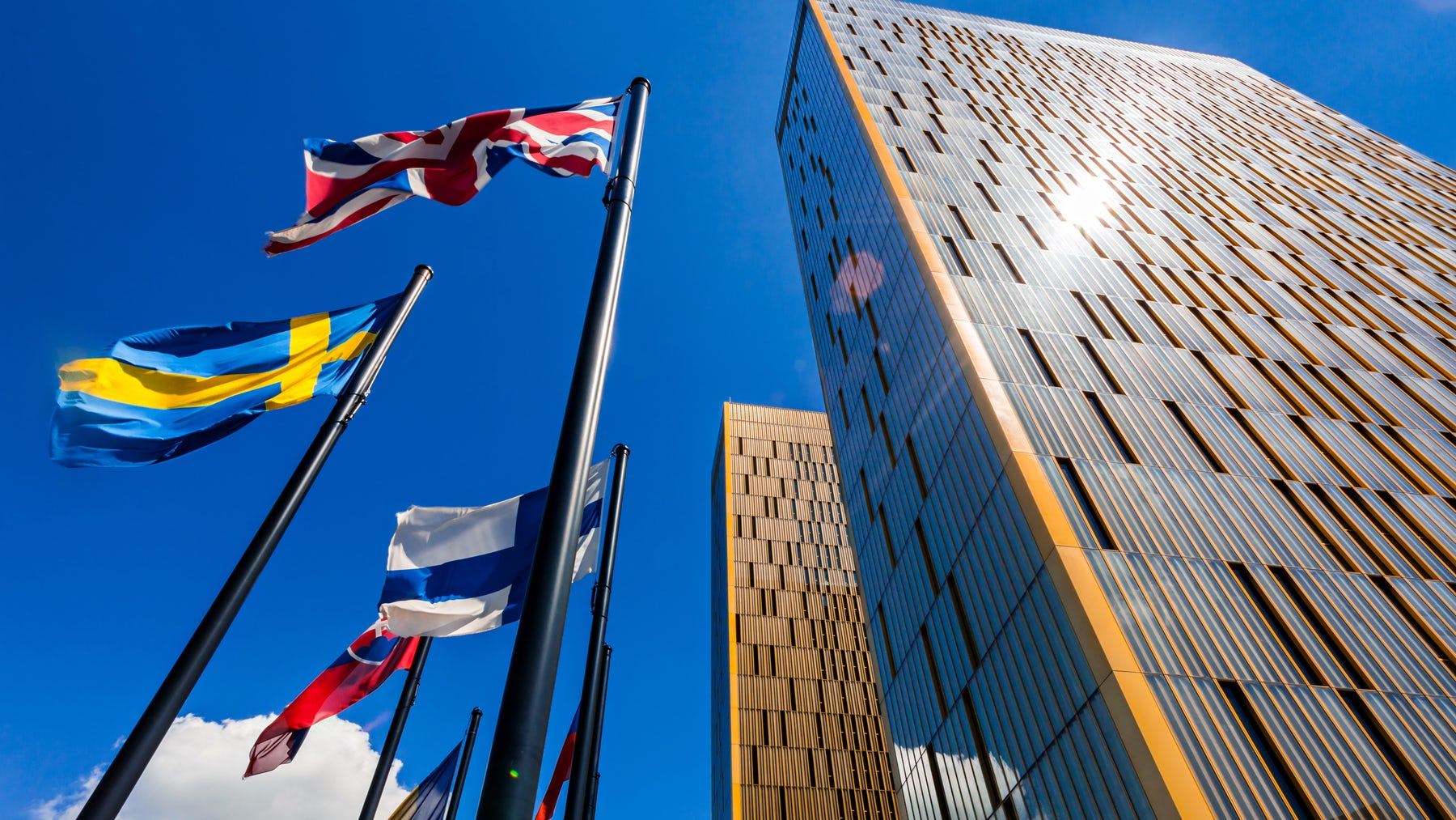 The European Court of Justice in Luxembourg | Source: Shutterstock