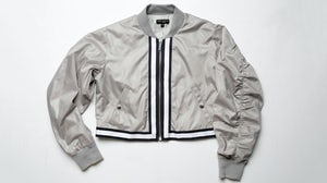 Public School x SoulCycle's nylon bomber jacket retails for $655   Source: SoulCycle